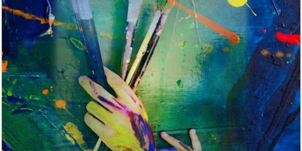 "POU ""DOM NA ŽALU"": OPENING OF ART EXHIBITION BY ATELIER ""SIRENA"", THE ARTIST IRENA SIKIRIĆ RANČIĆ"