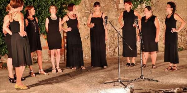 Kulturno umjetnička večer na Lazaretu - Ošljak